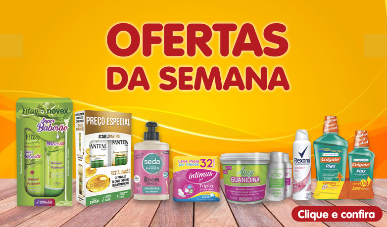 Ofertas da Semana
